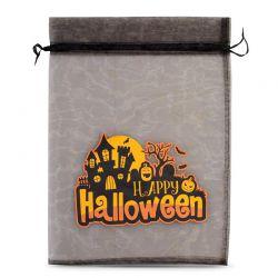 1 pc Halloween Organza Bag (No.1) 40 x 55 cm - black Decorative Organza bags