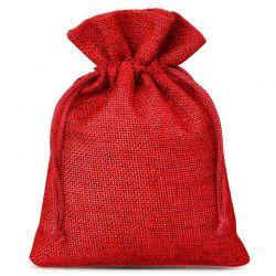 10 pcs Burlap bags 8 x 10...