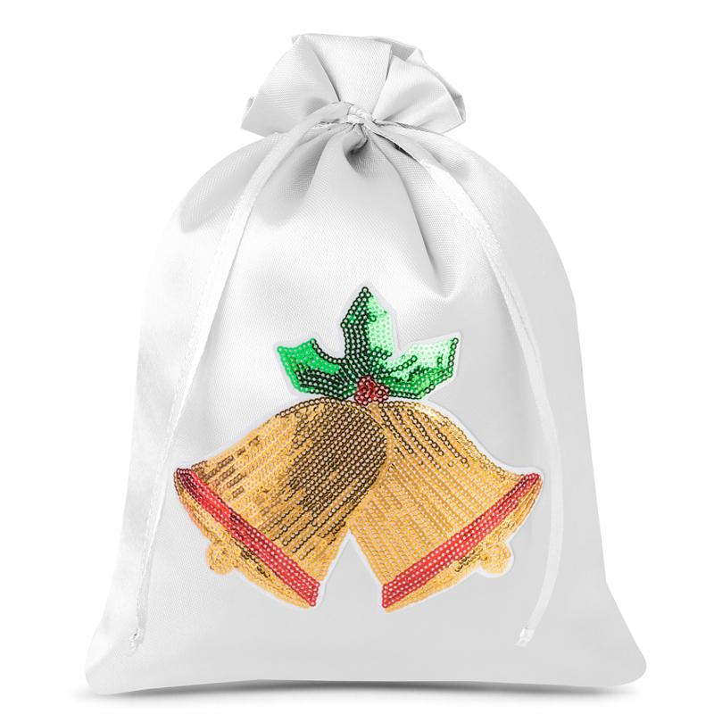 1 pcs Satin bags 26 x 35 cm - Christmas Satin bag