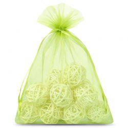 10 pcs Organza bags 22 x 30...