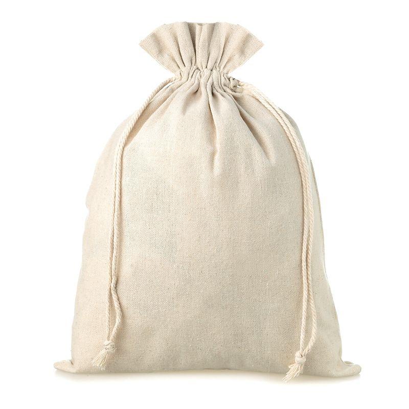 1 pc Linen bag 26 x 35 cm - natural