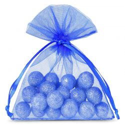 25 pcs Organza bags 10 x 13...