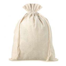 3 pcs Linen bag 22 cm x 30...