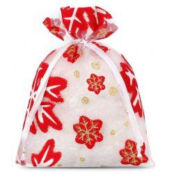 10 pcs Organza bags 8 x 10...