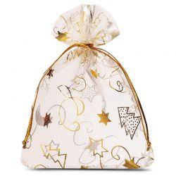 10 pcs Organza bags 9 x 12...