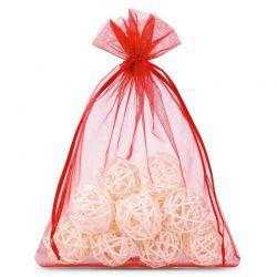 10 pcs Organza bags 22x30...