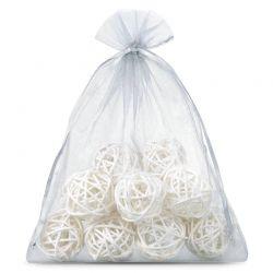 5 pcs Organza bags 30 x 40...
