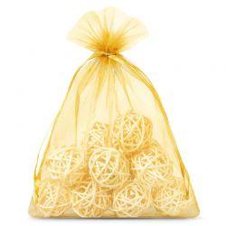 10 pcs Organza bags 15 x 20...