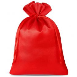 10 pcs Satin bags 12 x 15...