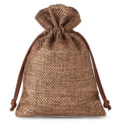 10 pcs Burlap bag 12 x 15...