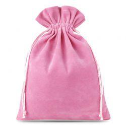 5 pcs Velvet pouches 15 x...