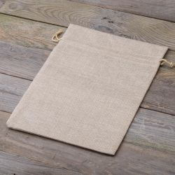 1 pc Burlap bag 30 x 40 cm...