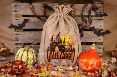 halloween sweet bags