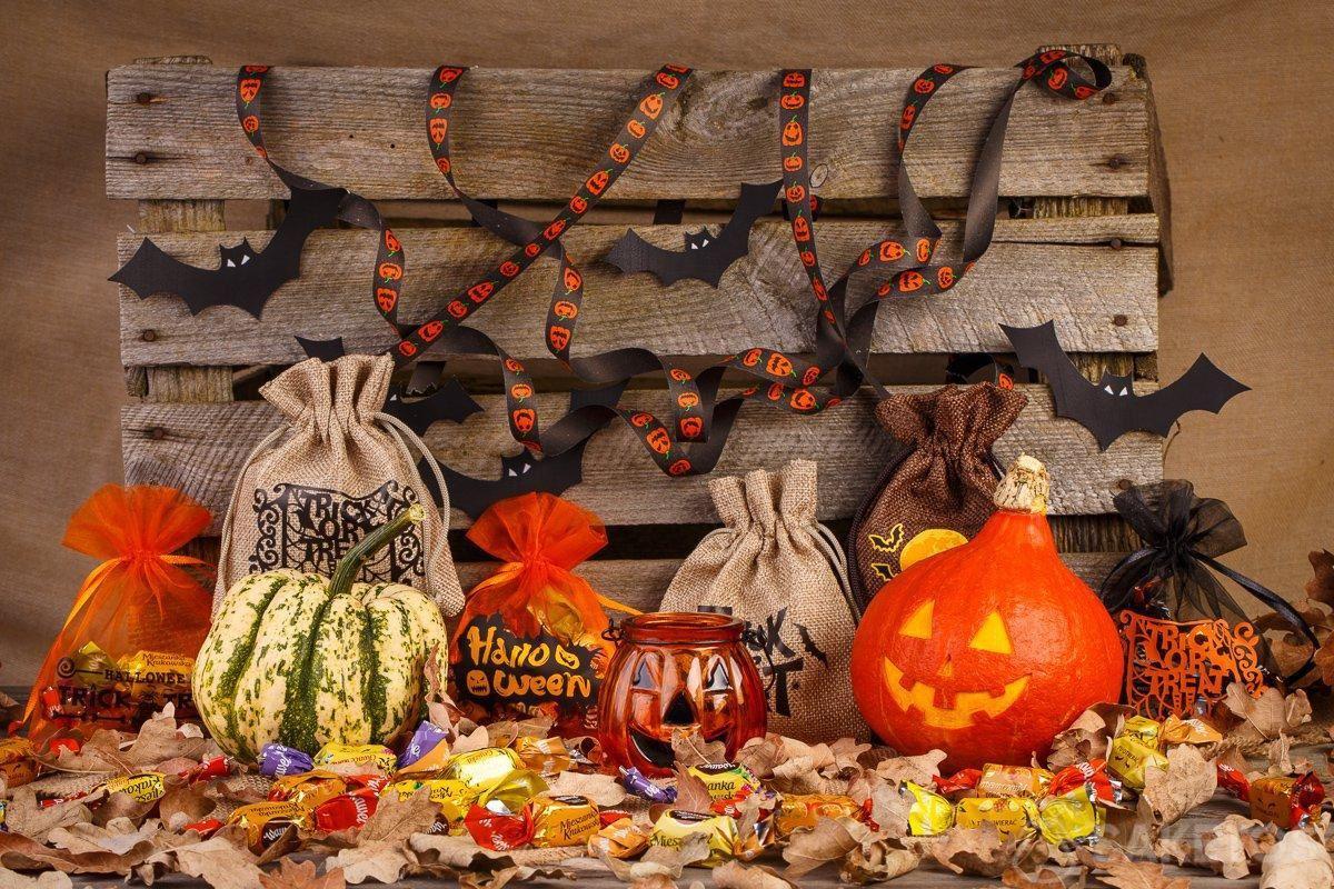 Halloween packaging DIY