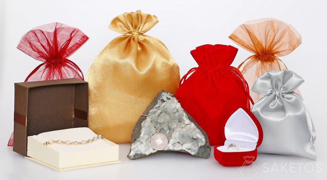 jewellery bags ideas