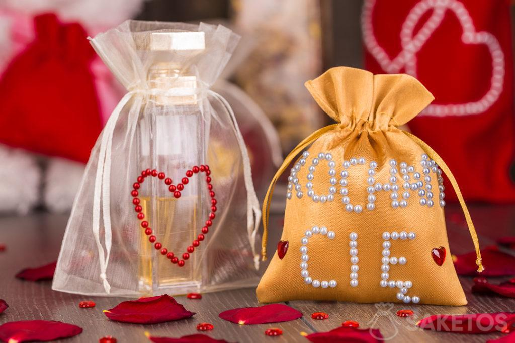 Valentine's Day Bags DIY