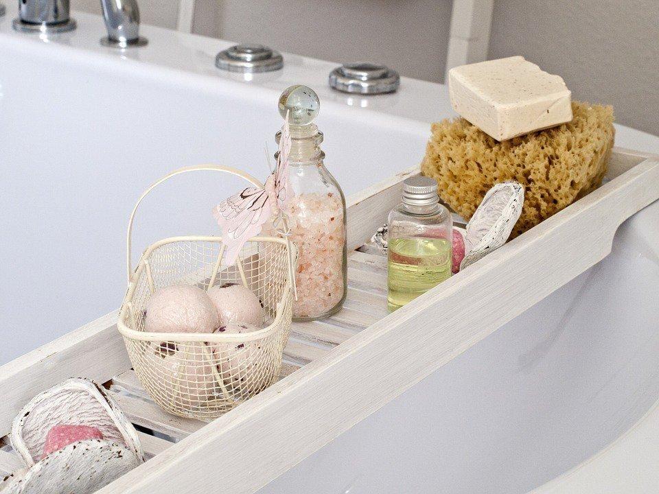 How to make bath bags