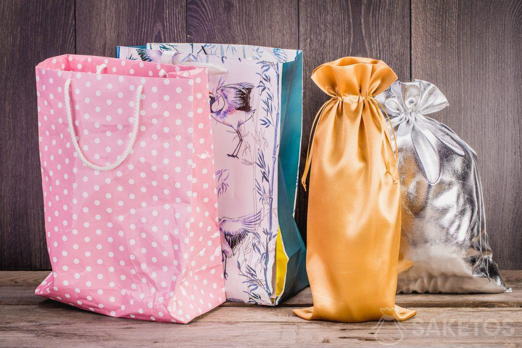 Material bags are incomparably longer lasting