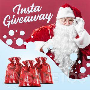 Take a look at our Instagram. A great giveaway awaits you!