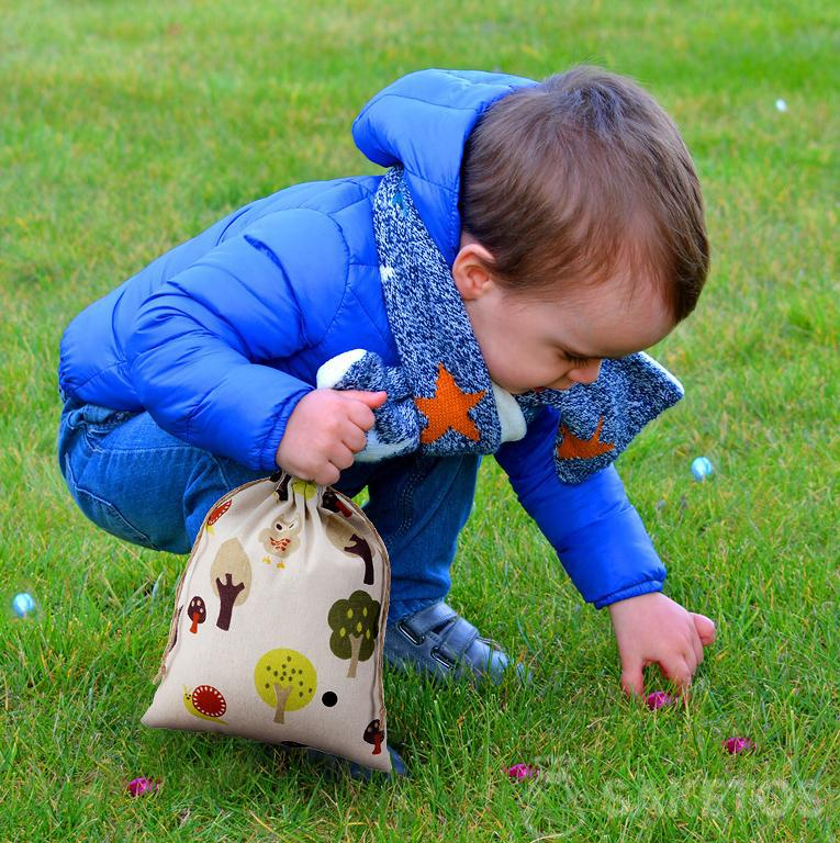 Easter fun for children -Egg Hunt
