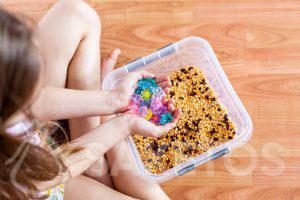 Sensory games for children