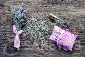 Essential oils will strengthen the smell of the dried bag contents