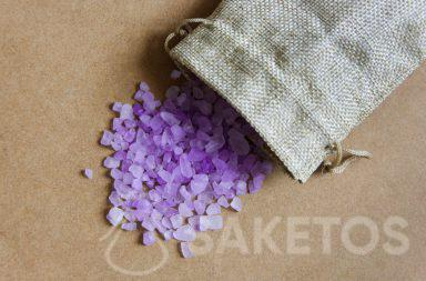 Silica gel is perfect if you want to get rid of moisture from your shoes.